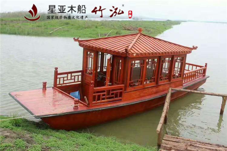 7米仿古画舫船